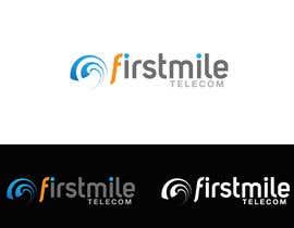 #80 for Design a Logo for Firstmile Telecom by alamin1973