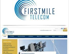 #287 cho Design a Logo for Firstmile Telecom bởi indraDhe
