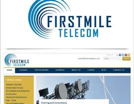 #293 for Design a Logo for Firstmile Telecom af indraDhe