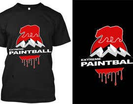 #49 for Design a T-Shirt for Extreme Paintball by mgliviu