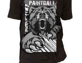 nº 47 pour Design a T-Shirt for Extreme Paintball par basem36