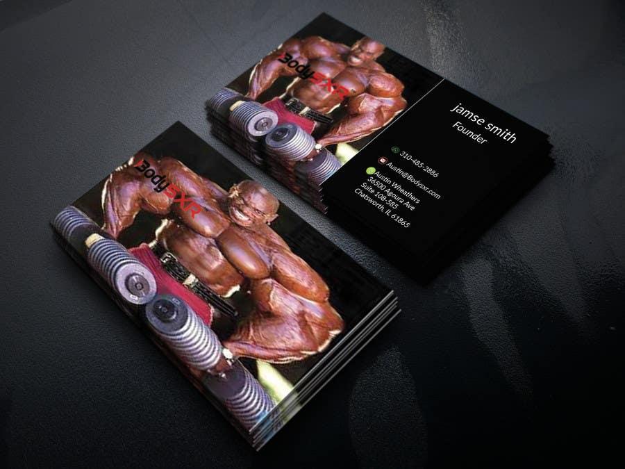 Kilpailutyö #36 kilpailussa Design some Business Cards