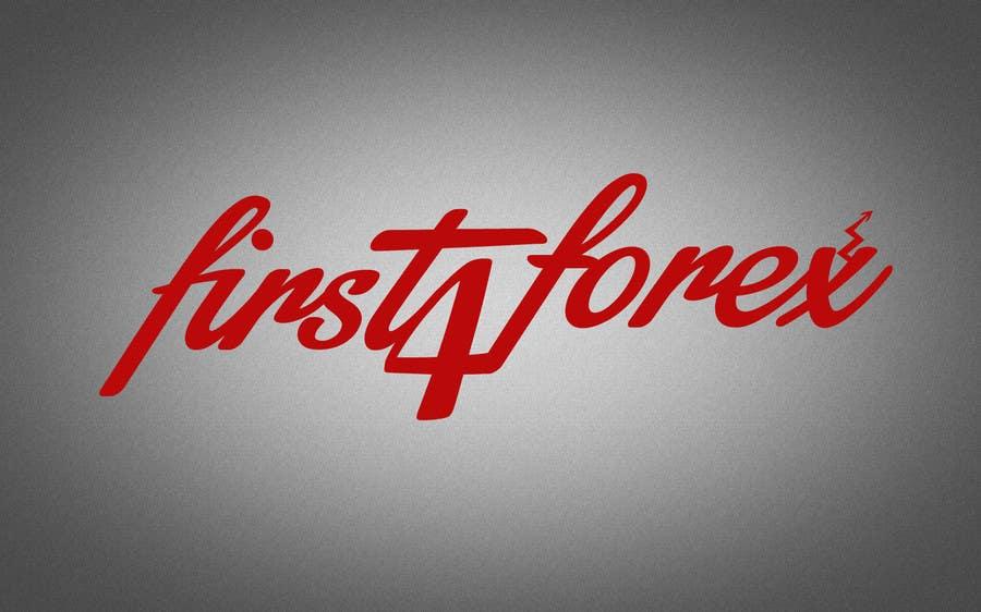 Inscrição nº                                         27                                      do Concurso para                                         Design a Logo for First 4 Forex