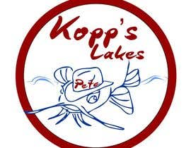 #9 for Design a Logo for Kopp's Lakes by tinaszerencses
