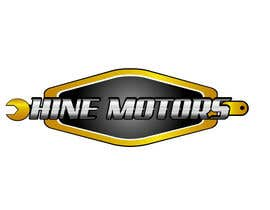 #74 for Design a Logo for Hine Motors by saimarehan