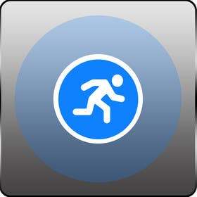 #42 for Design an Icon for PointRun (iPhone App) by sharpBD