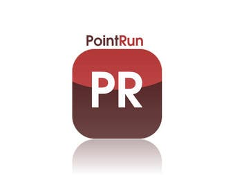 #33 for Design an Icon for PointRun (iPhone App) by NicolasFragnito