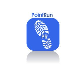 #38 for Design an Icon for PointRun (iPhone App) by NicolasFragnito