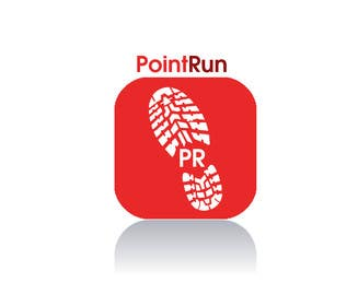 #39 for Design an Icon for PointRun (iPhone App) by NicolasFragnito