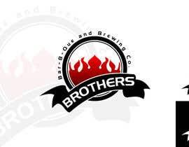 nº 67 pour Startup BBQ brewpub needs a cool logo par janithnishshanka