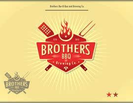 nº 13 pour Startup BBQ brewpub needs a cool logo par roman230005