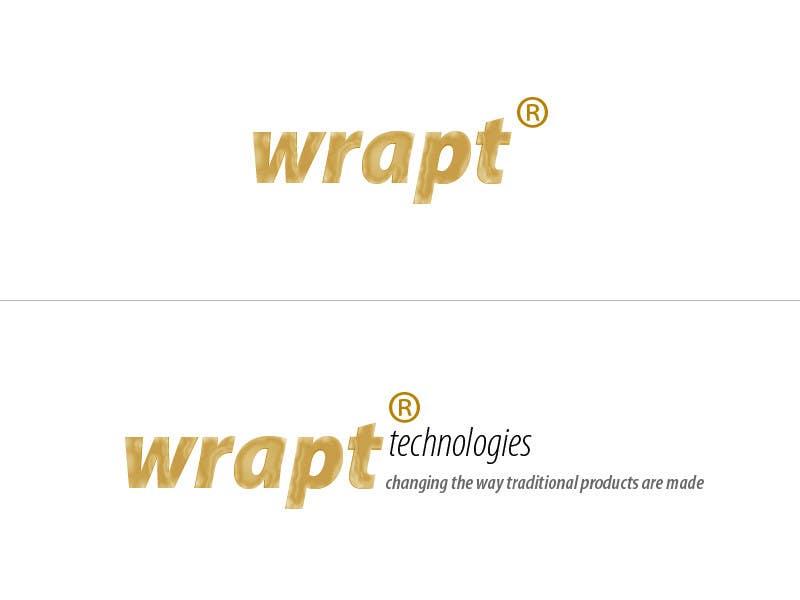 Kilpailutyö #                                        44                                      kilpailussa                                         Logo Design for wrapt technologies