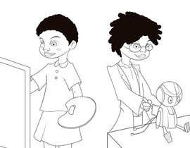 Nro 21 kilpailuun Cartoon Professional Kid Character - what I want to be käyttäjältä ksrikanth