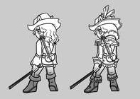 Contest Entry #12 for Cartoon Style Game Character Illustration Contest