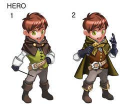 #72 cho Cartoon Style Game Character Illustration Contest bởi sinsiyo