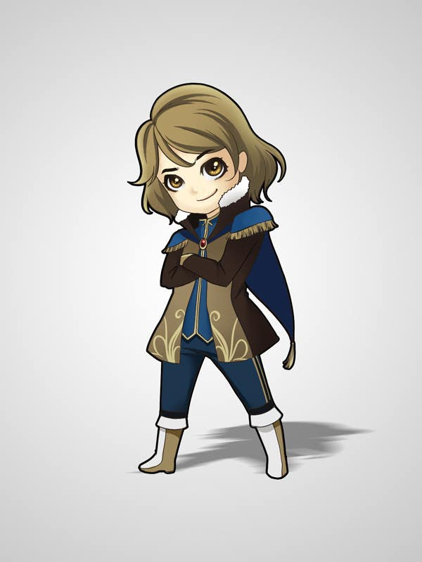 #65 for Cartoon Style Game Character Illustration Contest by beamay