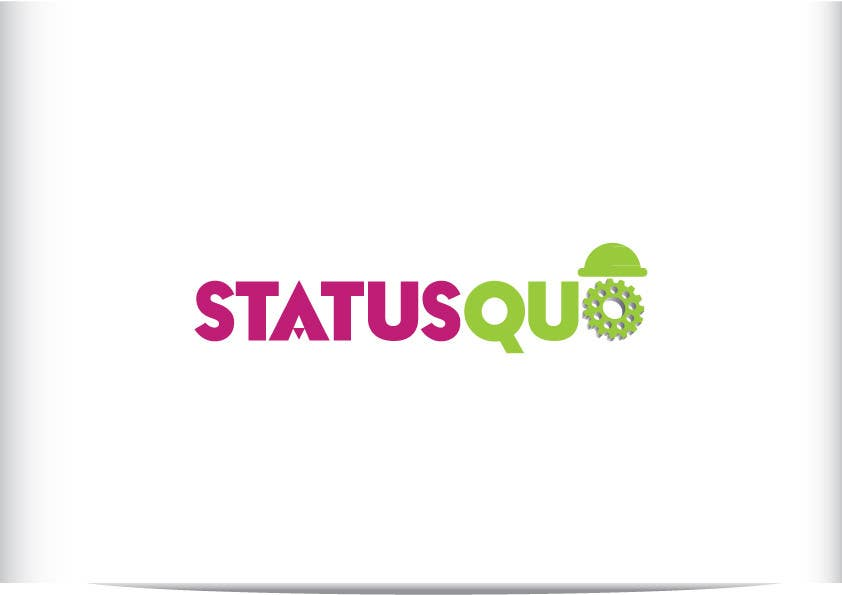 #47 for Design a Logo for Status Quo by habeeb213