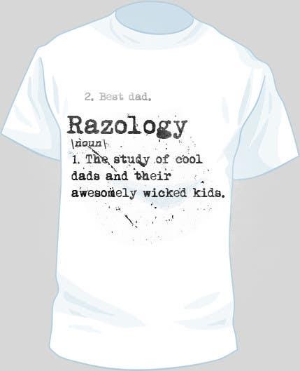 Penyertaan Peraduan #                                        67                                      untuk                                         T-shirt Design for Razors and Diapers
