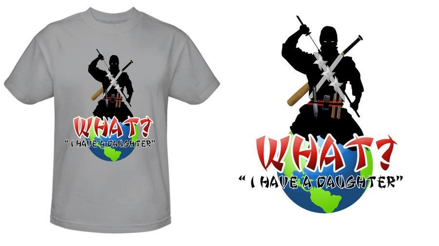 Penyertaan Peraduan #                                        189                                      untuk                                         T-shirt Design for Razors and Diapers