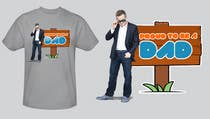 Graphic Design Kilpailutyö #132 kilpailuun T-shirt Design for Razors and Diapers