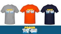 Graphic Design Kilpailutyö #142 kilpailuun T-shirt Design for Razors and Diapers