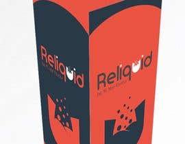 #26 for Create labels and box design for eliquid company af DvlaDz