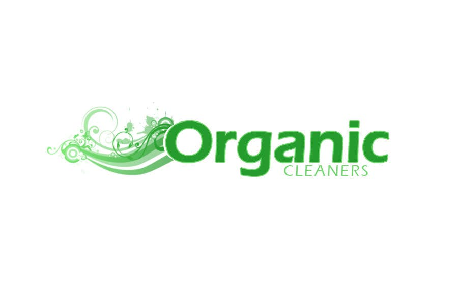 Konkurrenceindlæg #60 for Design a Logo for Organic Cleaners