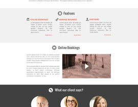 #9 for PSD Designs for 3 static HTML pages (PSD designs only) af patrickjjs