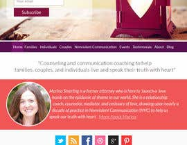 #2 cho Design a Website Mockup for Shameless Heart Coaching bởi KhaledAlbarawy