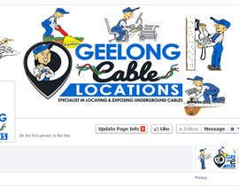 #11 untuk Design Twitter & Facebook images for Geelong Cable Locations oleh rahulatosky