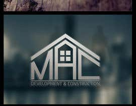 nº 192 pour Design a Logo for MAC DEVELOPMENT & CONSTRUCTION (MAC-DC) par alinhd