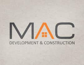 nº 116 pour Design a Logo for MAC DEVELOPMENT & CONSTRUCTION (MAC-DC) par ConceptFactory