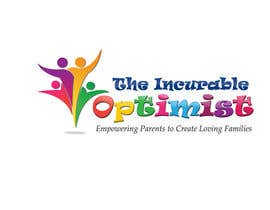 #148 untuk Logo Design Challange for The Incurable Optimist oleh danumdata