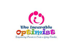 nº 54 pour Logo Design Challange for The Incurable Optimist par RBM777
