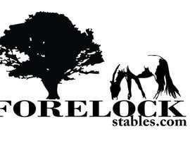 #72 untuk Design a Logo for ForelockStables.com oleh CatalystDesigns