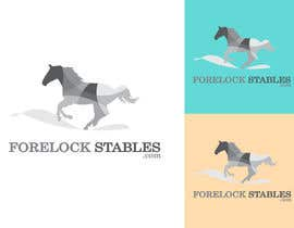 #86 for Design a Logo for ForelockStables.com by carlosbatt