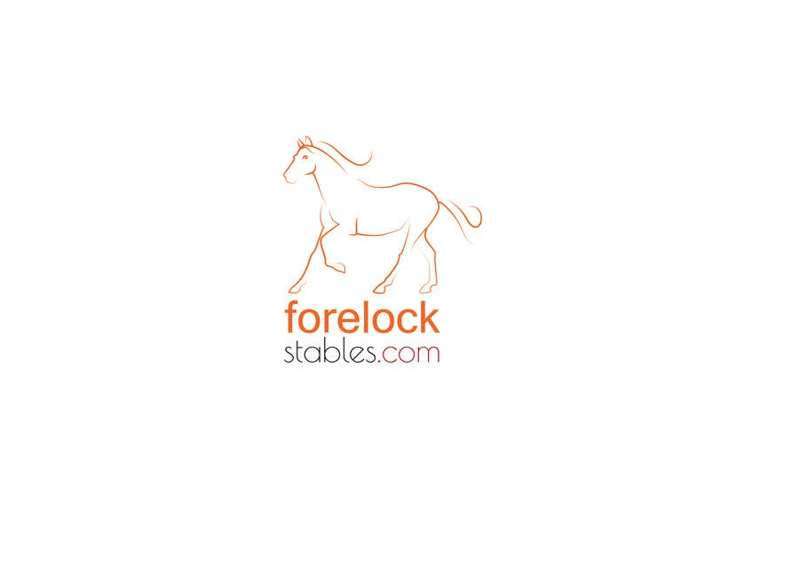 #50 for Design a Logo for ForelockStables.com by JediArtist