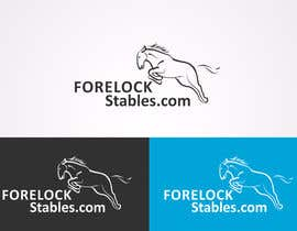 #93 para Design a Logo for ForelockStables.com por CAMPION1