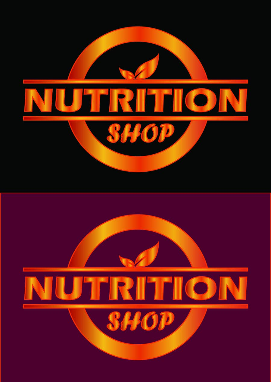 #96 for Design a Logo for Nutrition Shop by primitive13