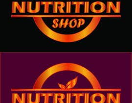 #96 for Design a Logo for Nutrition Shop by primitive13