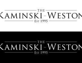 Nro 192 kilpailuun Design a logo for a resort- The Kaminski-Weston        Est 1995 käyttäjältä kavadelo