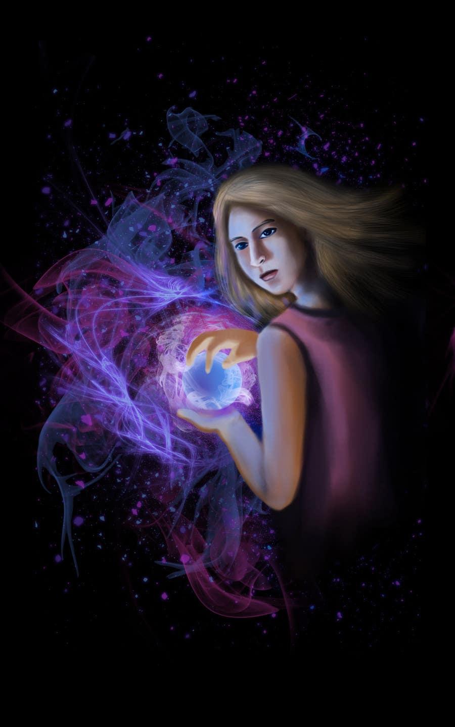 Konkurrenceindlæg #21 for Cover Art for Fantasy/Sci Fi Novel