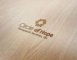 #197 para Design a Logo for Circle Of Hope Therapeutic Services, Inc. por MonsterGraphics