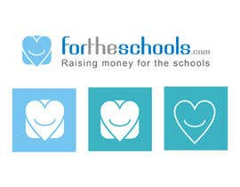 #55 para Design logo for a School Fundraising Website! Be a part of something amazing! por primavaradin07