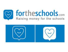 #56 para Design logo for a School Fundraising Website! Be a part of something amazing! por primavaradin07