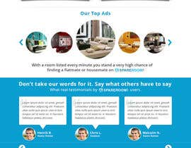#10 para finalize a website home page design from mockup por Genshanks