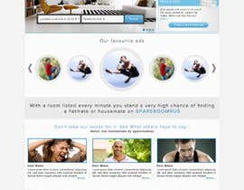 #14 para finalize a website home page design from mockup por seofutureprofile