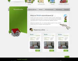 nº 23 pour Joomla website for House or Property selling par gr4pl