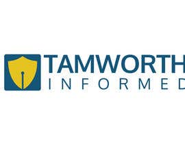 #26 for tweak / finish/ improve a Logo for Tamworth Informed - news blog af codefive