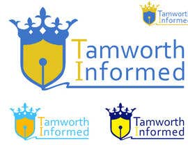#29 for tweak / finish/ improve a Logo for Tamworth Informed - news blog af JanuarEthnic